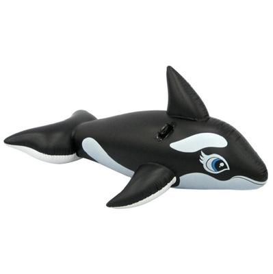 充气大鲸鱼坐骑充气浮排
