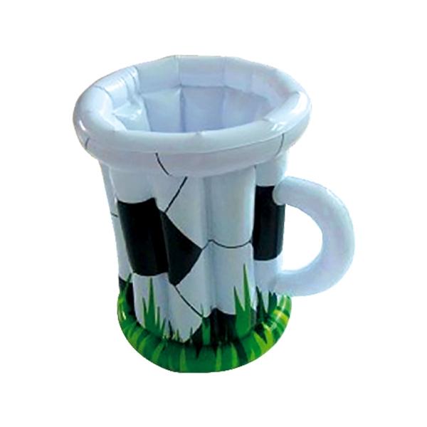 足球杯子冰桶