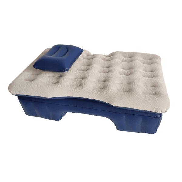 白配蓝色充气床